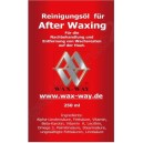 250 ml Nachbehandlungsöl After Waxing Spray Haarentfernung